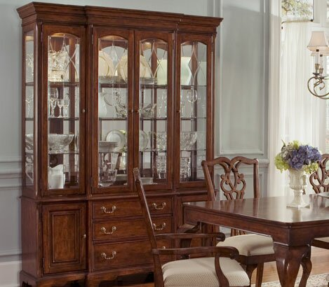 Editors' Picks: Antique-Style China Cabinets - Editors' Picks: Antique-Style China Cabinets Wayfair