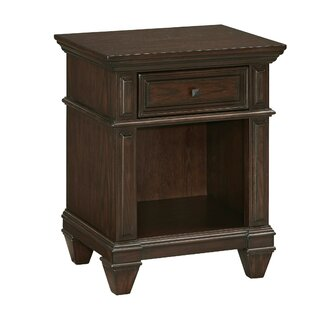 Darby Home Co Larksville 1 Drawer Nightst..
