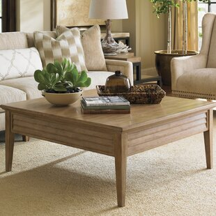 Reviews Monterey Sands Menlo Park Coffee Table by Lexington Reviews (2019) & Buyer's Guide