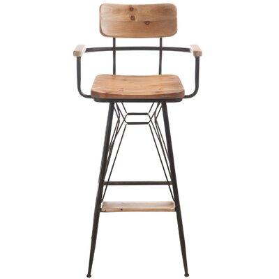 Beige Tan Seat Bar Stools You Ll Love Wayfair Co Uk