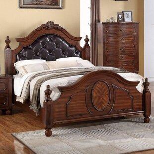 Dunton Upholstered Platform Bed
