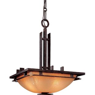 Minka Lavery Lineage 2-Light Nook Inverted Pendant