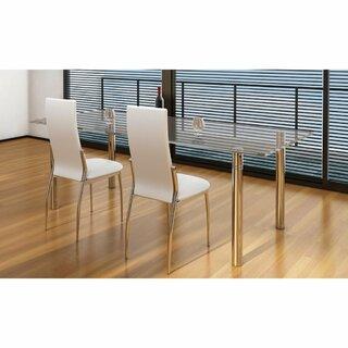 Alcorn Upholstered Dining Chair (Set of 2) by Orren Ellis SKU:DB561691 Order