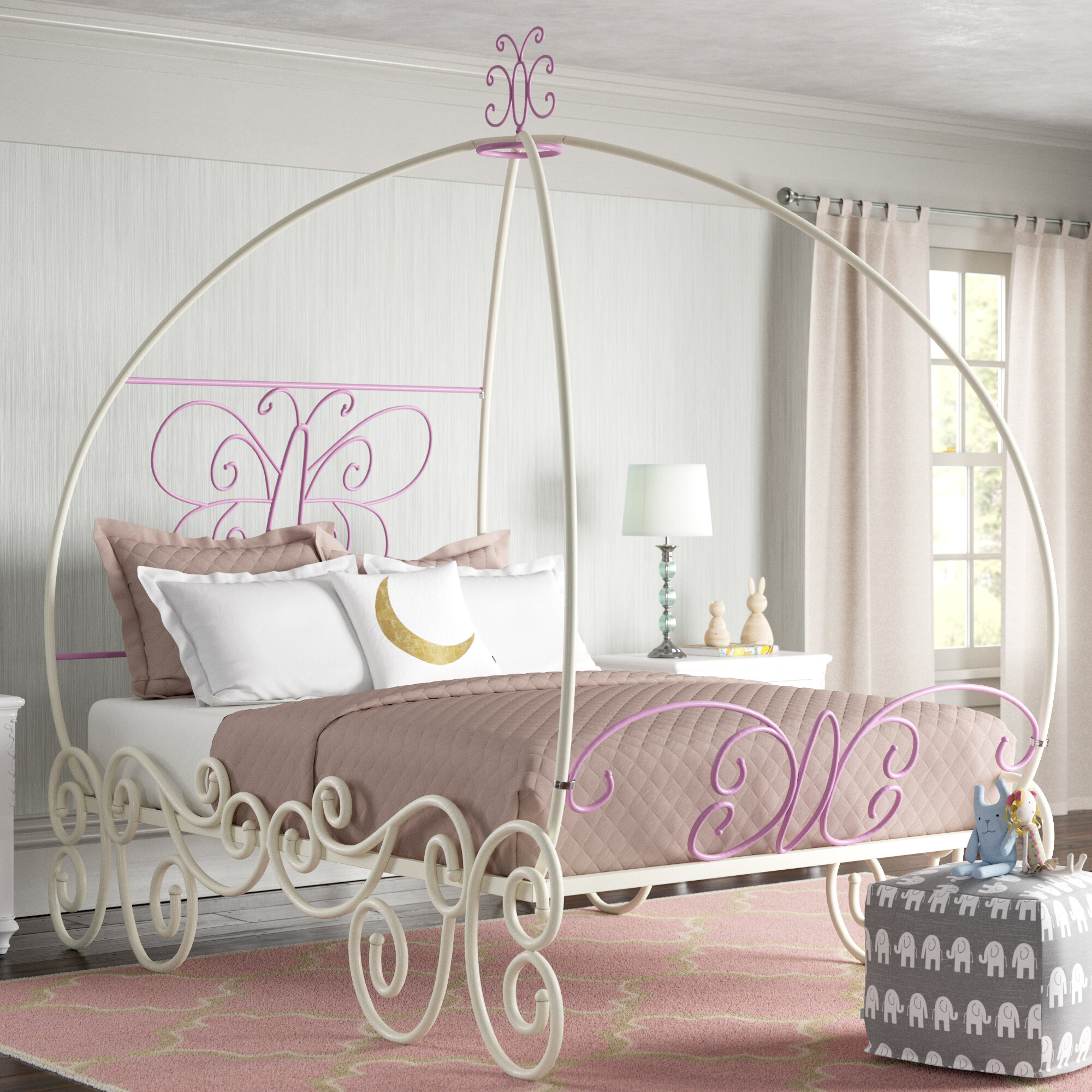Wayfair Canopy Kids Beds You Ll Love In 2021