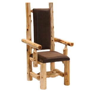 Best Choices Cedar Arm Chair by Fireside Lodge Reviews (2019) & Buyer's Guide
