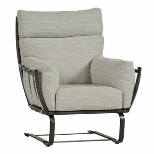 Majorca Spring Patio Chair with Cushion