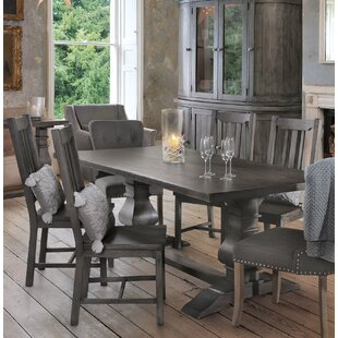 Lita Dining Set With 4 Chairs By Rosalind Wheeler