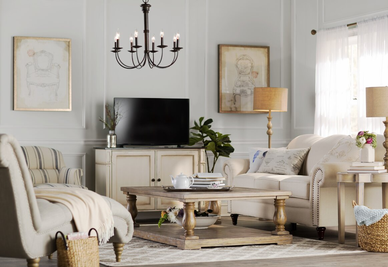lark manor versailles living room chaise lounge u0026 reviews wayfair