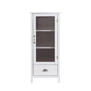 White Display Cabinets You'll Love | Wayfair