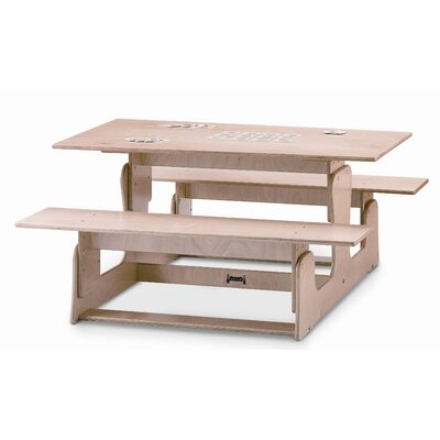 Picnic Table by Jonti-Craft