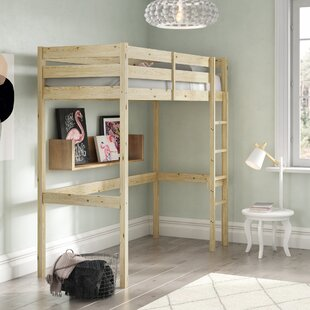 Chester High Sleeper Bed By Just Kids
