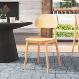 Emma Solid Wood Dining Chair by BFM Seating