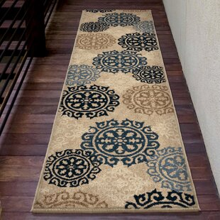 Buy Falmouth Green/Cream Area Rug By Charlton Home