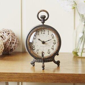eldernell table clock