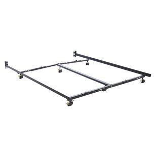 Low Profile Serta Stabl-Base Premium Elite Bed Frame Twin/Full/Queen/Cal King/E. King with 6 Legs