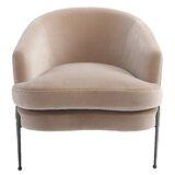 Breeanne 31 W Polyester  Armchair by Latitude Run®