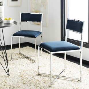 Yong Upholstered Dining Chair (Set of 2)