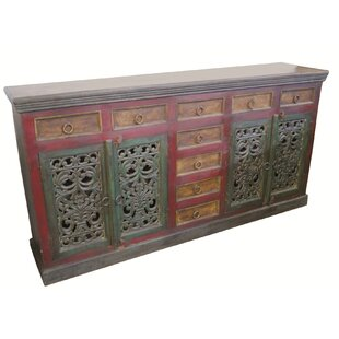 Pentecost 9 Drawer Sideboard World Menagerie