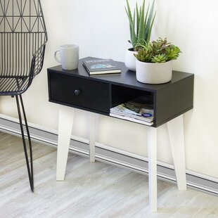 Edgemont Left Drawer Console Table by Ebern Designs