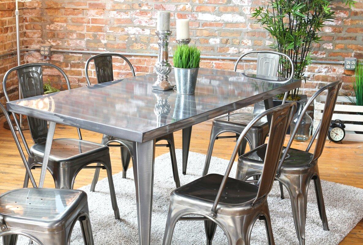 trent austin design marie dining table reviews wayfair default name