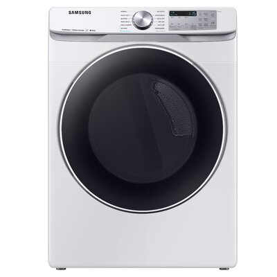 7.5 cu. ft. High Efficiency Electric Dryer with Steam Sanitize+ Samsung