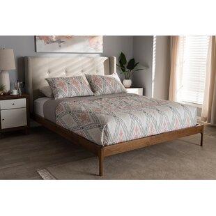 George Oliver Benefiel Upholstered Platform Bed