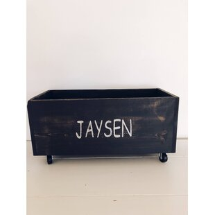 Solid Wood Nursery Toy Boxes Benches You Ll Love In 2021 Wayfair