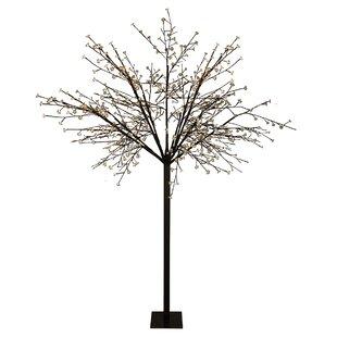 Northlight Seasonal LED Lighted Commercial Cherry Blossom Flower Tree