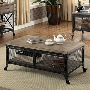 Mcmullin Coffee Table by Gracie Oaks