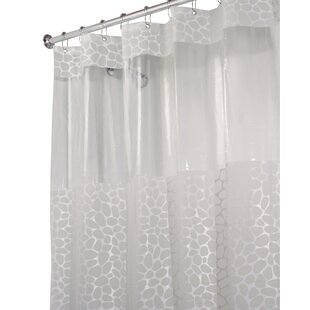 Jazmin Vinyl Shower Curtain By Zipcode Design