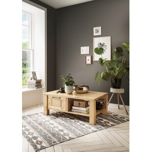 Free S&H Arely Coffee Table With Storage
