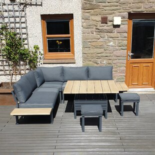 Harlyn 7 Seater Sofa Set By Sol 72 Outdoor