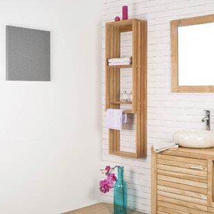 Buy Cheap Kingsbridge 38cm X 140cm Corner Wall Mounted Cabinet