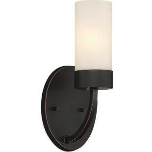 Sanderson 1-Light Vanity light by Andover Mills