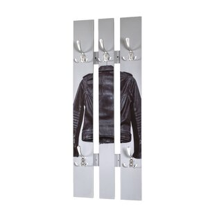 Ledford Wall Mounted Coat Rack By 17 Stories