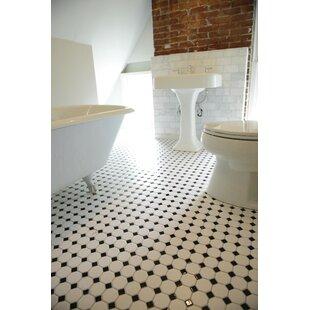 Octagon Floor Tile Wayfair