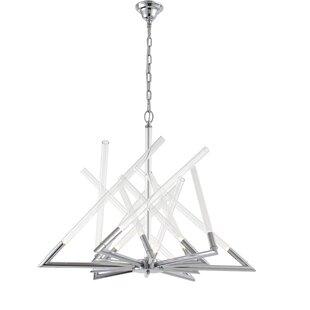 Orren Ellis Nickole 12-Light Chandelier