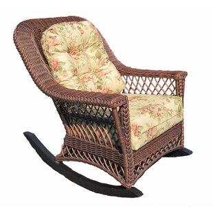 Bay Isle Home Rosado Rocking Chair