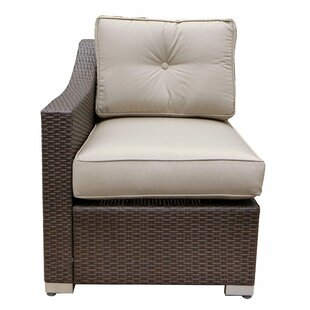 Tampa Right Arm Single Chair with Cushion