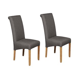 Cardington Upholstered Dining Chair (Set Of 2) By ClassicLiving