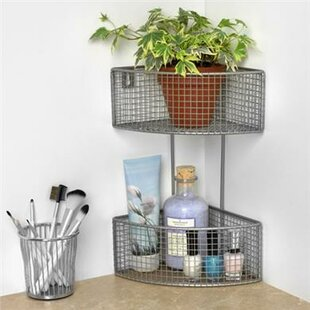 2 Tier Corner Basket
