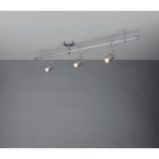 Bruck Lighting Zonyx 3-Light Track Kit Kit