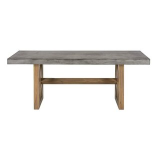 Curved Wood Base Table Wayfair