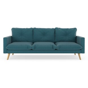 Savings Rocky Hill Oxford Sofa by Brayden Studio Reviews (2019) & Buyer's Guide