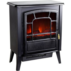 Lochner Freestanding Electric Fireplace by W..