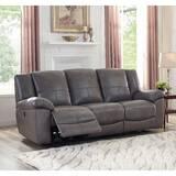 Lay Flat Reclining Sofa   Wayfair