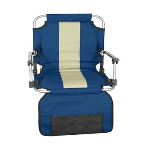 Stansport Folding Stadium Seat with Cushion