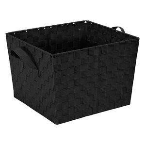 Woven Strap Basket  sc 1 st  Wayfair & Storage Boxes Storage Bins u0026 Storage Baskets Youu0027ll Love Aboutintivar.Com