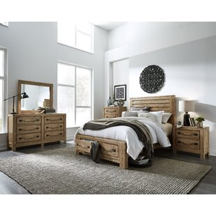 Chaffin Storage Panel Configurable Bedroom Set