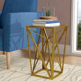 Torpoint End Table Wrought Studio
